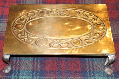 Brass Trivet (Celtic Design )