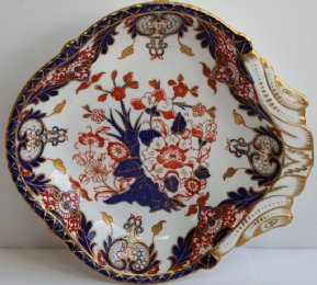 Crown Derby Plate - C1912