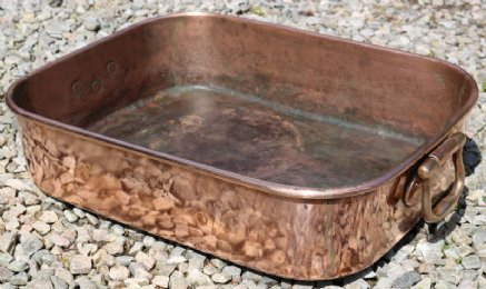 Georgian Copper Bain Marie