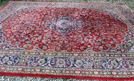 Middle Eastern Carpet