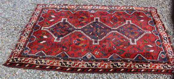 Middle Eastern Rug - SOLD
