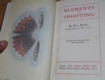 Elements of Shooting