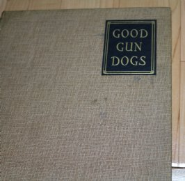 Good Gun Dogs -HFH Hardy - SOLD