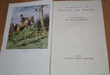 Hunting and Horses