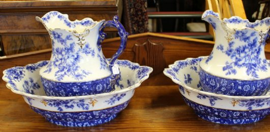 Ewer & Basin Sets