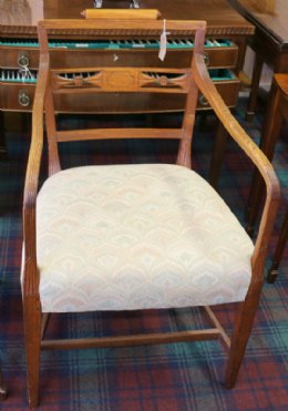 19th cent armchair - SOLD