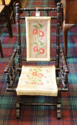 Childs Rocking Chair - SOLD