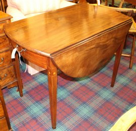 Georgian Mahogany Pembroke Table