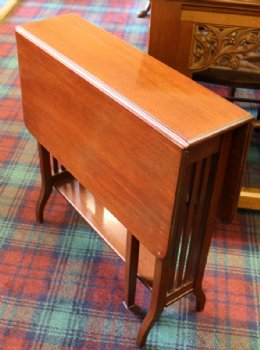 Mahogany Sutherland Table - SOLD
