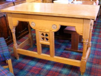 Pitch Pine Alter Table