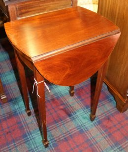 Small Drop Leaf Table - SOLD