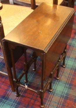 Small Gateleg Table