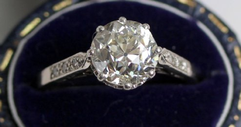 2.50ct Diamond Ring