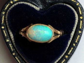 Opal Ring - SOLD