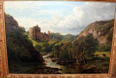 Boyne Castle -Near Portsoy - SOLD