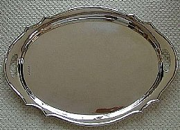 Silver Tray  - SOLD
